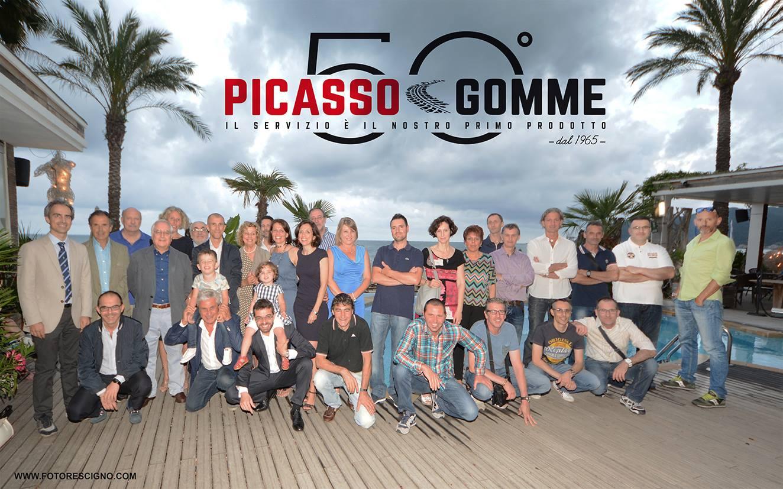 50° Picasso Gomme - 16 giugno 2015