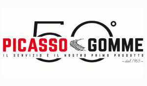Logo Picasso Gomme 50°