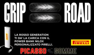Promo Pirelli Grip = Road